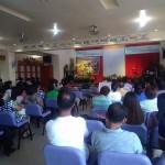 Prayer center for all nations Report